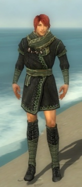 Mesmer Luxon Armor M gray chest feet front.jpg