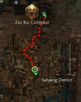 Nicholas the Traveler location Sunjiang District (explorable).jpg