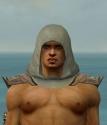 Dervish Istani Armor M gray head front.jpg