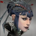 Necromancer Elite Canthan Armor F gray earrings.jpg