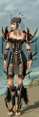 Necromancer Ancient Armor F gray front.jpg