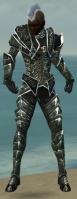 Necromancer Fanatic Armor M gray front.jpg