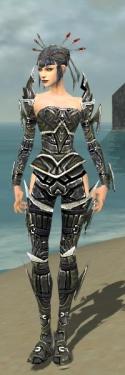 Necromancer Elite Profane Armor F gray front.jpg