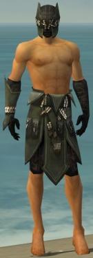 Ritualist Kurzick Armor M gray arms legs front.jpg