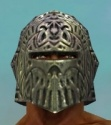 Warrior Elite Platemail Armor M gray head front.jpg