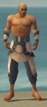 Monk Obsidian Armor M gray arms legs front.jpg