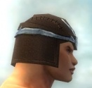 Warrior Gladiator Armor M gray head side.jpg