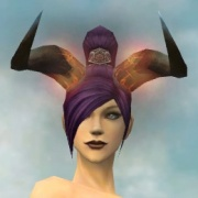 Demonic Horns gray front.jpg