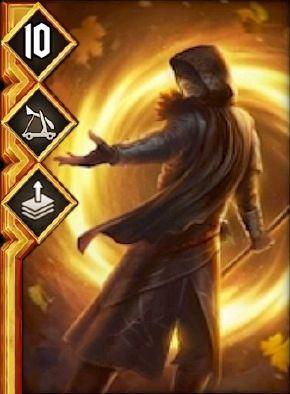 Gwent-Card-Game neutral Avallach Die Legende.jpg