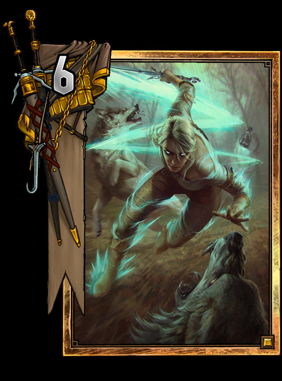 Ciri gwent wiki - Ciri gwent card witcher 3 ...