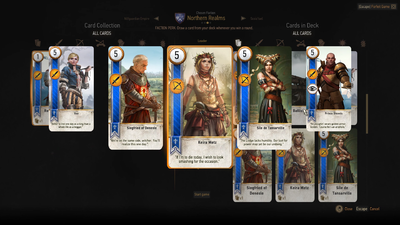 image regarding Printable Gwent Cards referred to as Gwent - Gwent Wiki