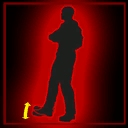 Icon Male Emote 081 TapFoot.png