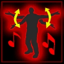Icon Male Emote 072 ShrugDance.png