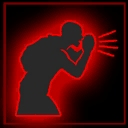 Icon Male Emote 065 Scream.png