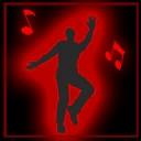 Icon Male Emote 061 SarcasmDance.png