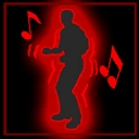Icon Male Emote 070 ShimmyDance.png