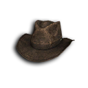 Brown Leather Outback Hat.png