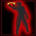 Icon Male Emote 074 SingleFingerWaggle.png