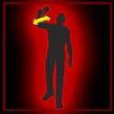 Icon Male Emote 066 ShakeFist.png