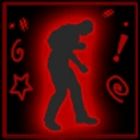 Icon Male Emote 028 Curse.png