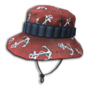 Anchor Boonie Hat.png