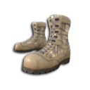 Tan Ghillie Suit Boots.png