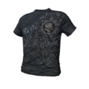 Skull Graphic T Shirt.png
