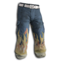 Flame Cargo Pants.png