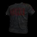 Black Battle Royale Irish Style T Shirt.png
