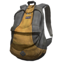 Grey And Yellow Backpack.png