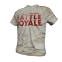 White Battle Royale T Shirt.png