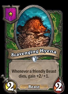 Scavenging Hyena (Battlegrounds).png