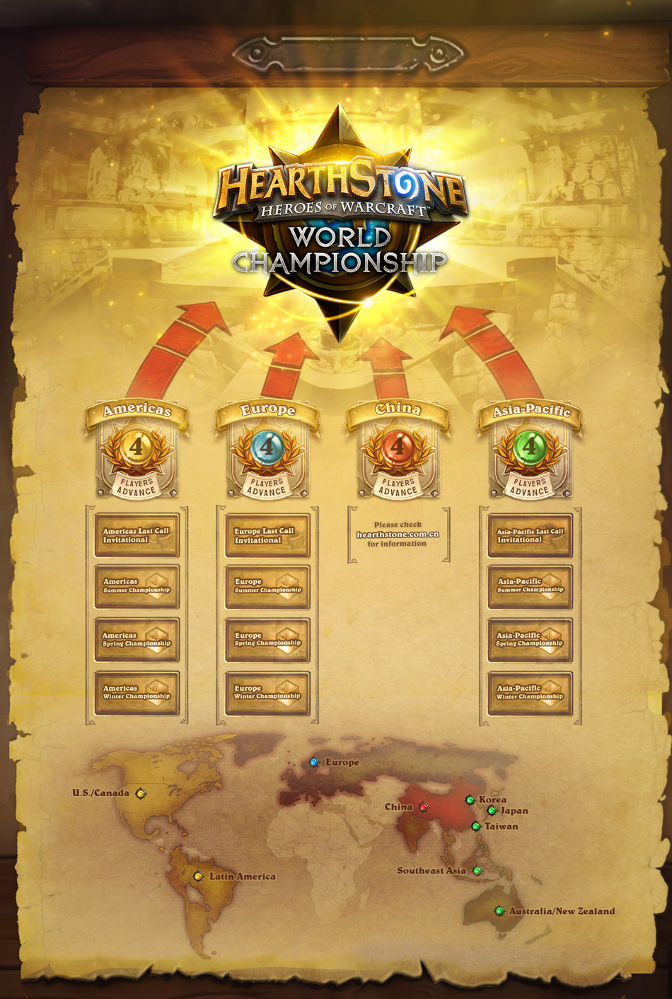 2016 Hearthstone World Championship Hearthstone Wiki