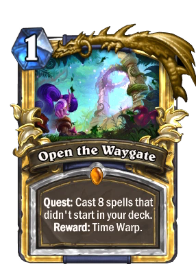 Quest Mage reigns (July 11, 2019) - Hearthstone Meta Snapshot
