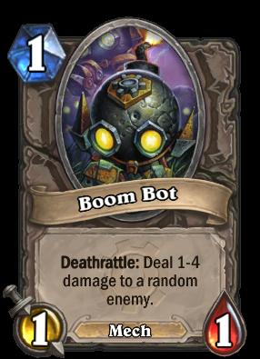 Boom Bot - Hearthstone Wiki