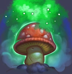Fungal Infection, full art