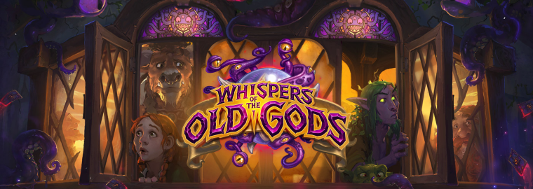 Whispers of the Old Gods - Hearthstone Wiki