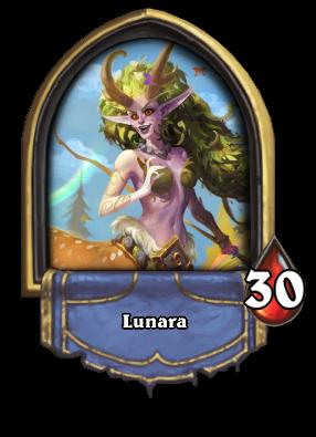 Lunara Hearthstone Wiki