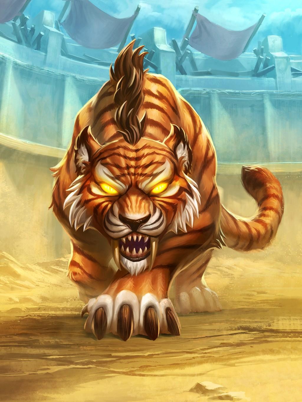картинки тигров из игр лишь хочу