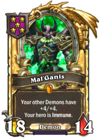 Mal'Ganis (Battlegrounds, golden).png