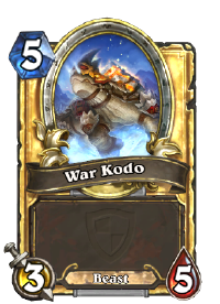 War Kodo(22474) Gold.png