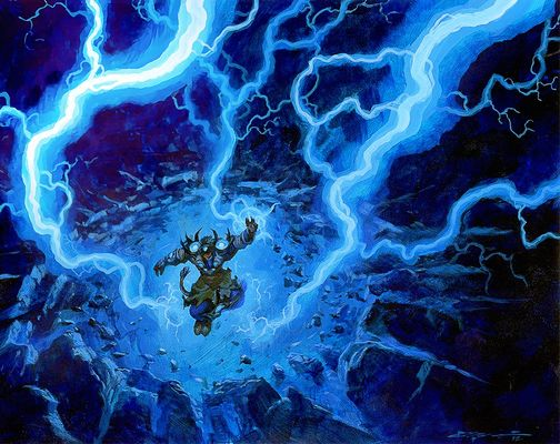 188152b8986f Lightning Storm - Hearthstone Wiki
