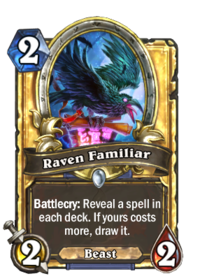 Raven Familiar(76885) Gold.png