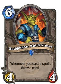 Image result for gadgetzan auctioneer