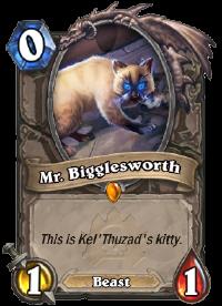 Resultado de imagen para kel'thuzad cat