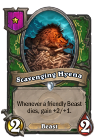 Scavenging Hyena (Battlegrounds).png