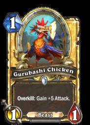Gurubashi Chicken(90172) Gold.png