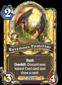 Ravenous Familiar(90408) Gold.png