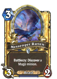 Messenger Raven(90576) Gold.png