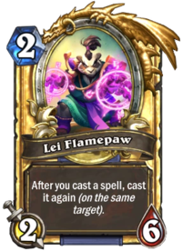 Lei Flamepaw(92387) Gold.png